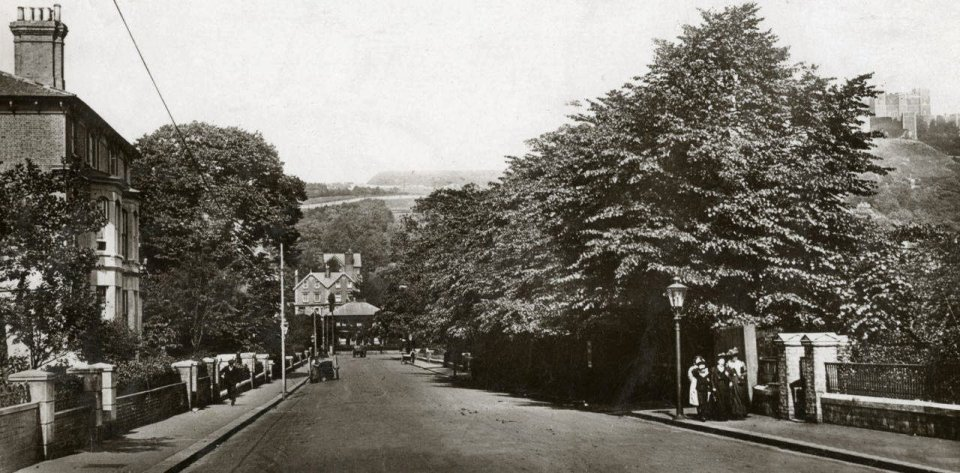 Pencester Road