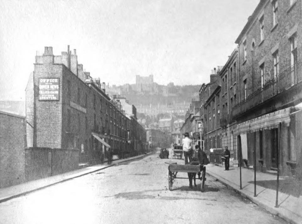 Castle Street, 1869