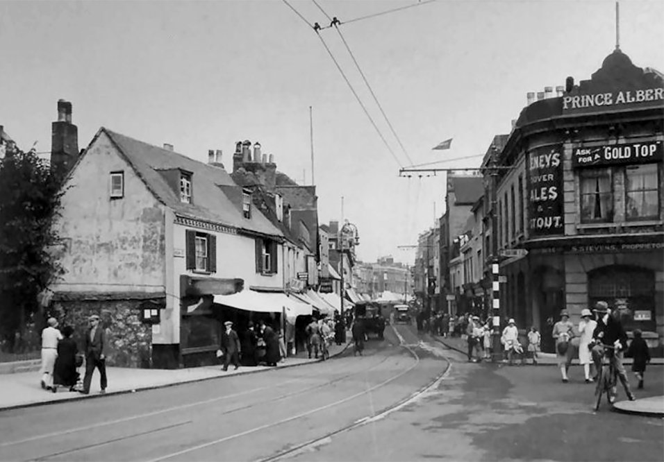 Biggin Street / Prince Albert