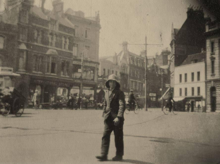 Market Square, 1928