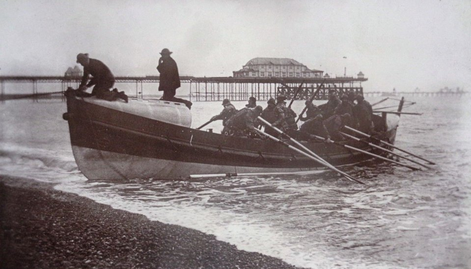 Dover Lifeboat