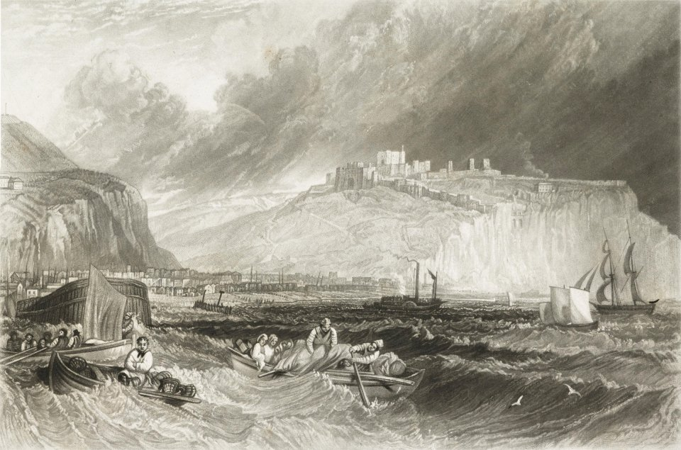 Dover from