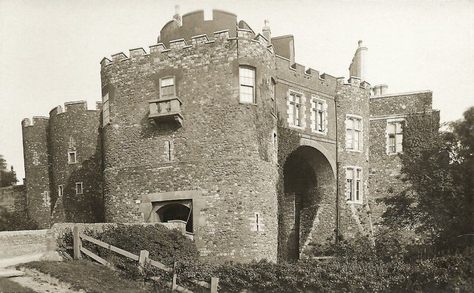 Constable's Tower, Dover Castle