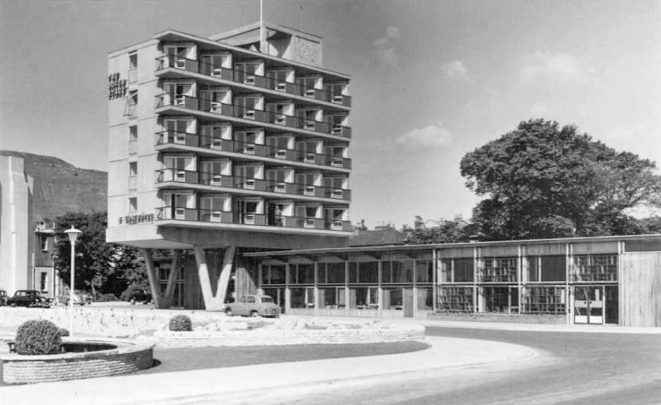 The Dover Stage Hotel