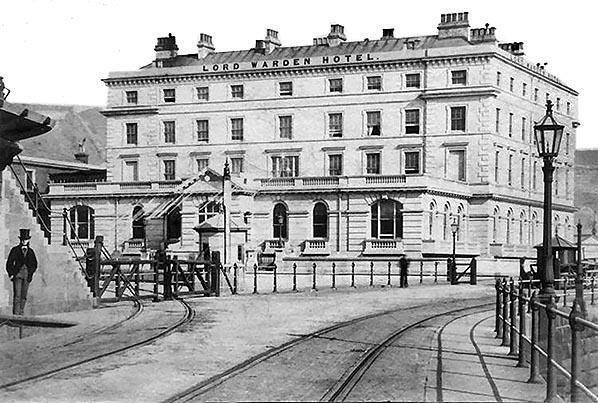 Lord Warden Hotel, 1898