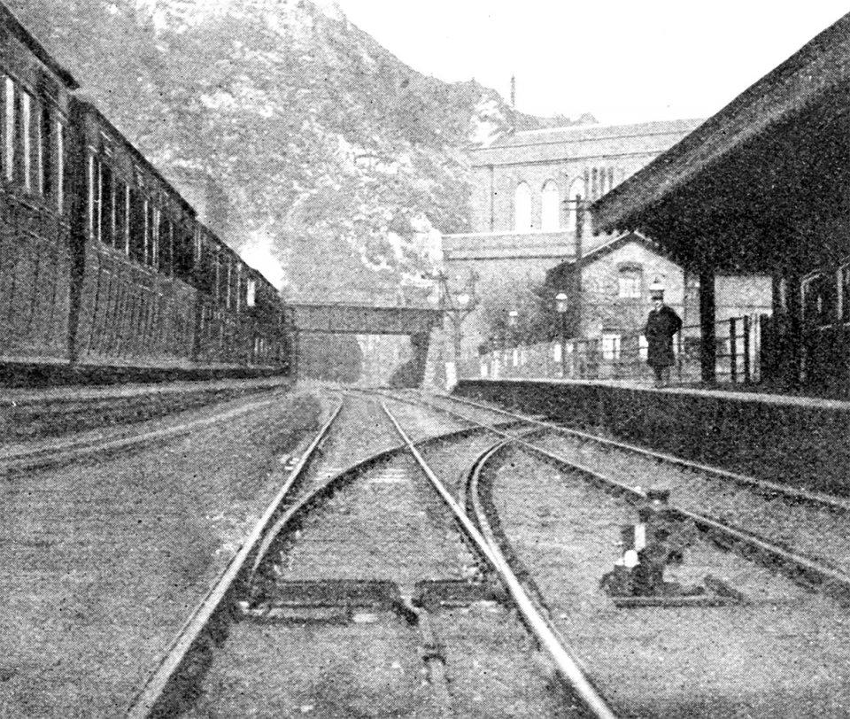Dover Harbour Station
