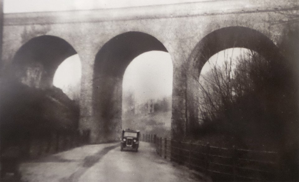Lower Road Viaduct, Temple Ewell