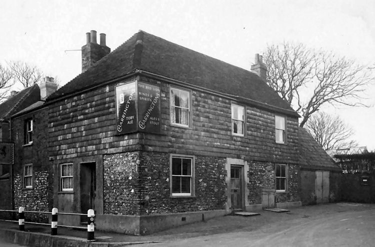The Red Lion, St. Margaret's at Cliffe