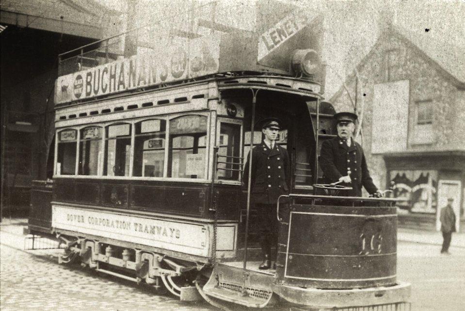 Henry Blackman / Dover Tram Corporation