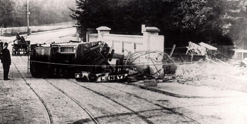 The Crabble tram accident