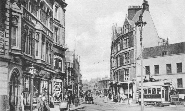Biggin Street, 1910