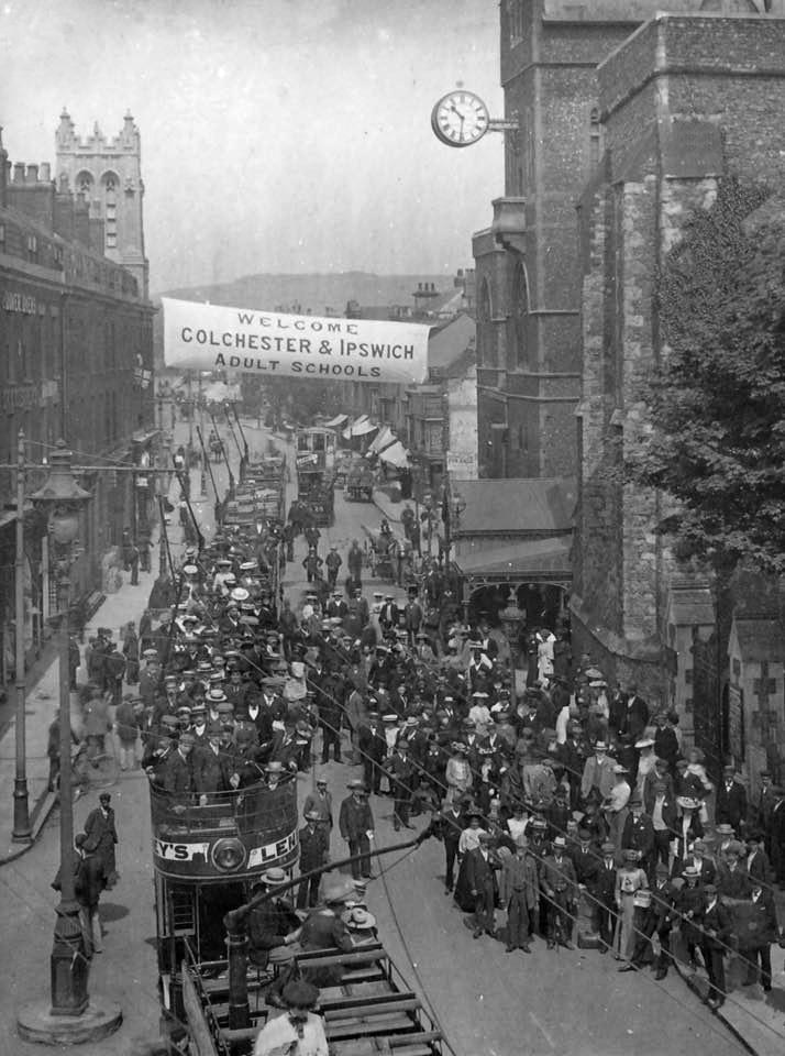 High Street, 1906