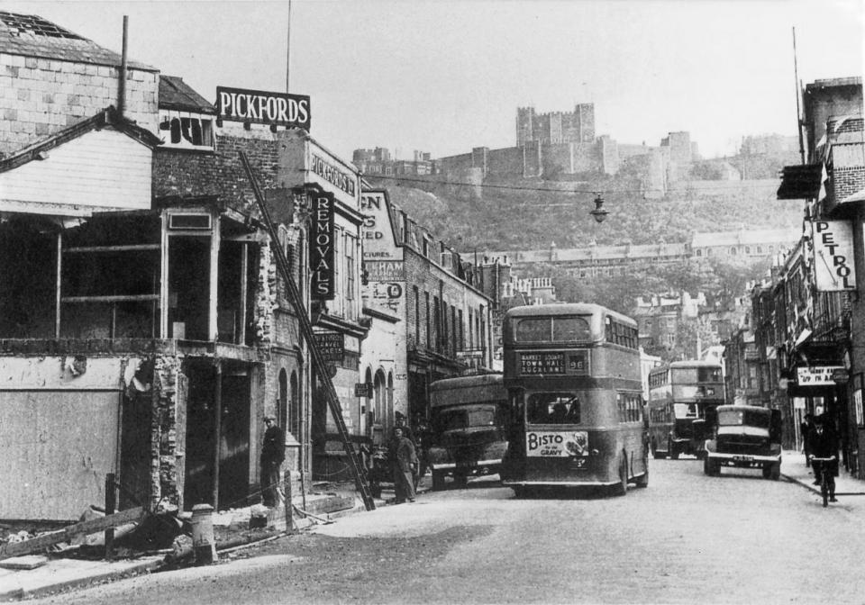 Castle Street, 1944