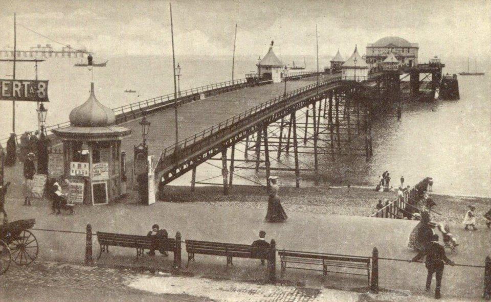 Dover Promenade Pier