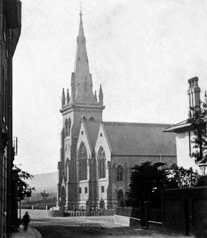 St James New Church
