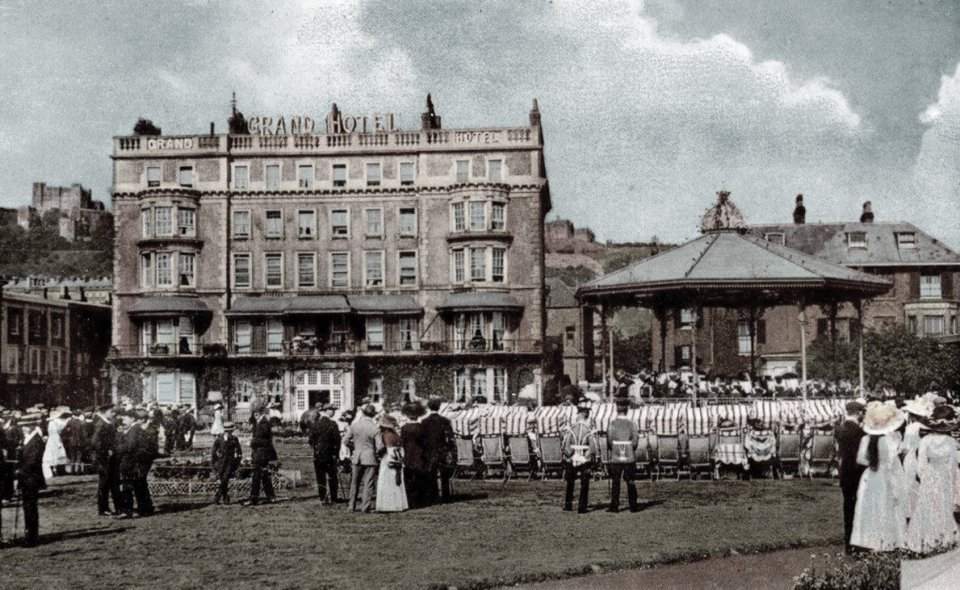 Grand Hotel and Granville Gardens