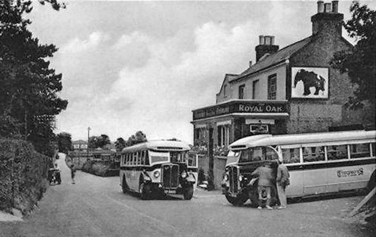The Royal Oak, Whitfield
