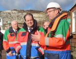Port of Dover welcomes Stephen Hammond, Maritime Minister