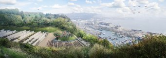 Public consultation on plans for Commonwealth War Memorial on Dover's Western Heights