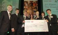 'The Green Footprint Group' Scoop Second Place At National Competition