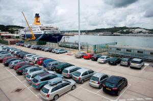 Port of Dover makes its mark