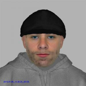 Detectives investigating robbery issue e-fit