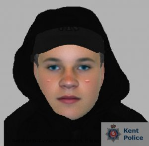 Image released following attempted robbery in Dover