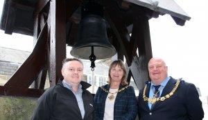 Zeebrugge Bell returns to Dover ahead of 2018 centenary