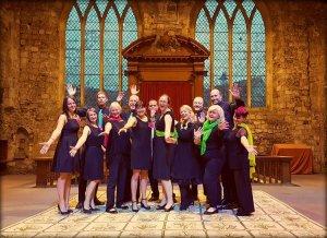 P&O Ferries Choir mark their fifth anniversary