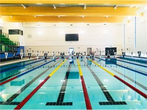 Dover District Leisure Centre hosts first major competitive swimming event