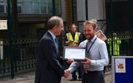 Dover Western Docks Revival project achieves sustainability excellence award