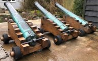 Cannon restoration brings a bang to Dover's Maison Dieu