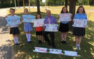 Signs to help keep schools smoke free