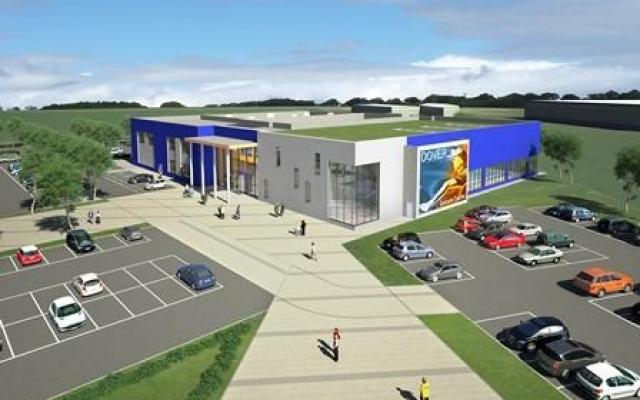 New £26m leisure centre at Whitfield approved by Dover District Council