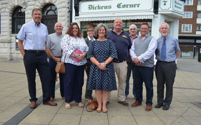 LoveDover appoints two more trustees to help regenerate town centre buildings
