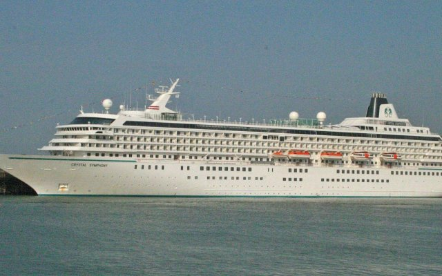 Crystal Cruises return to Dover