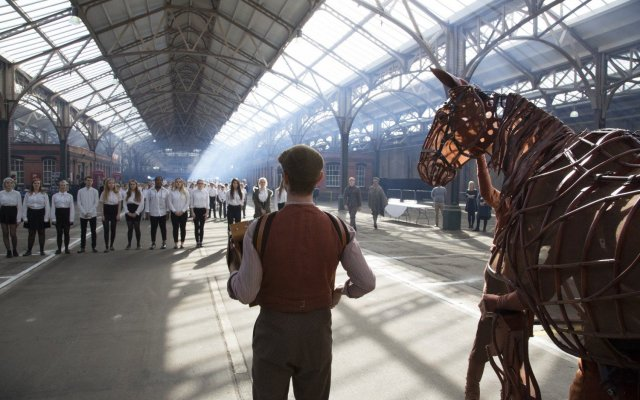 Port of Dover sponsors War Horse at the Marlowe Theatre