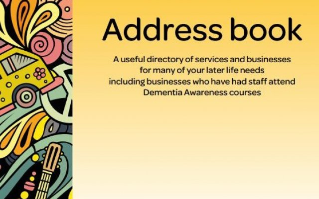 Get involved with second edition of popular Later Life Address Book