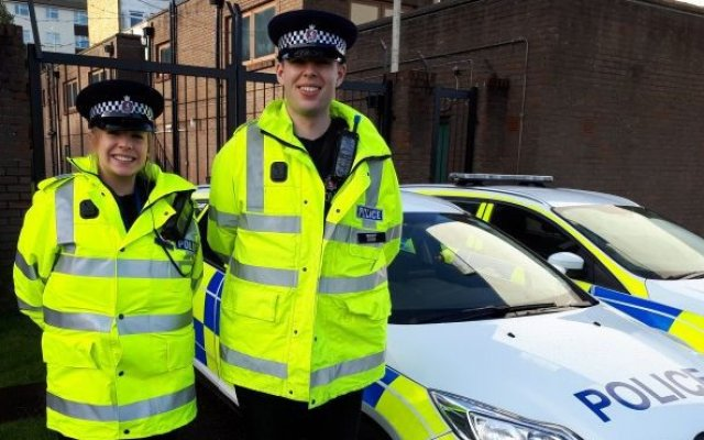 Special Constables target motorists who break the law