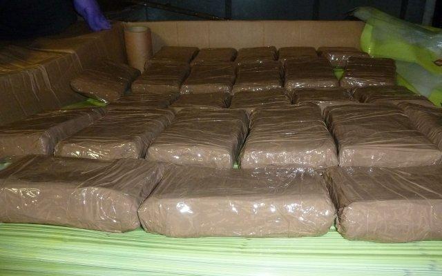 Border Force seize £3.2m cocaine at Dover Eastern Docks