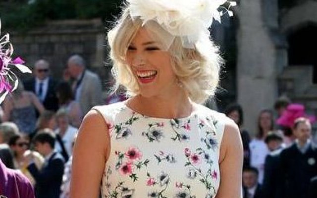 Dover-born singer Joss Stone raises money for charity with Royal wedding outfit