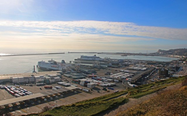 Port of Dover invests £1.4m in sea safety systems overhaul