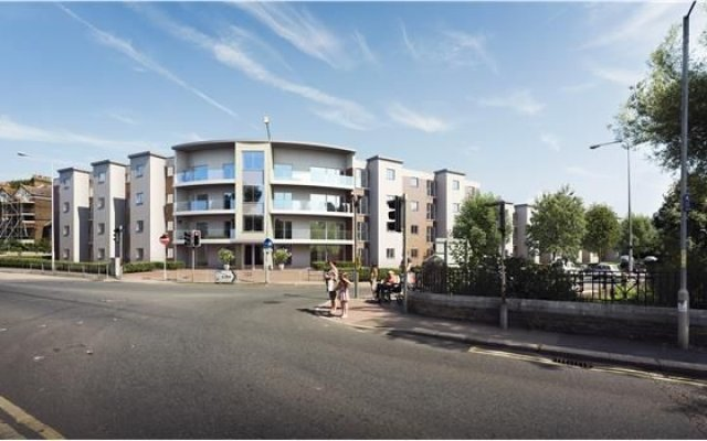 Planning permission granted for McCarthy & Stone extra care apartments in Dover