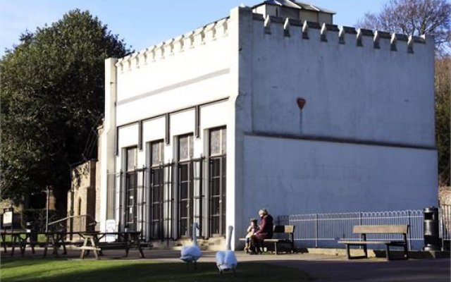 £1m contract award for restoration of Kearsney Abbey billiards room and café extension