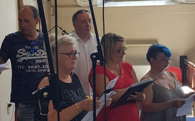 P&O Ferries Choir launching new Christmas CD at special event