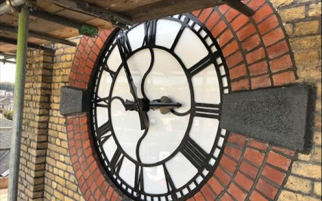 Developer sets time on Buckland Mill's iconic clock tower